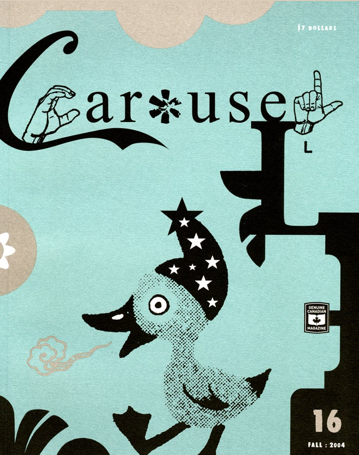 Image of CAROUSEL 16 (SOLD OUT)
