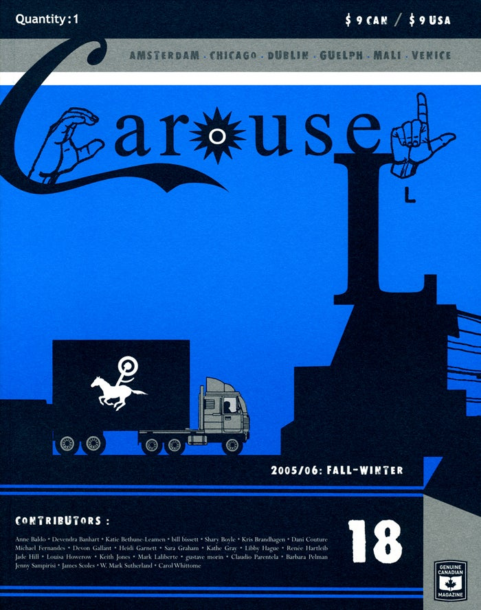 Image of CAROUSEL 18 (24 copies remaining)