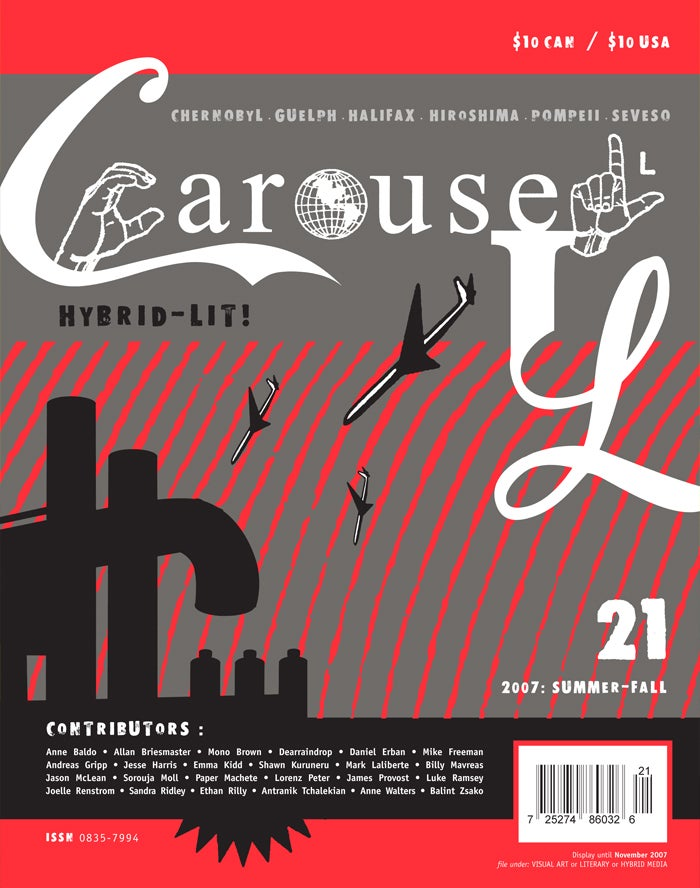Image of CAROUSEL 21 (4 copies remaining)