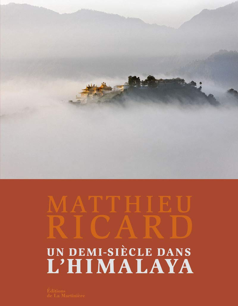 Image of  Un demi-siècle dans l'Himalaya de Matthieu Ricard