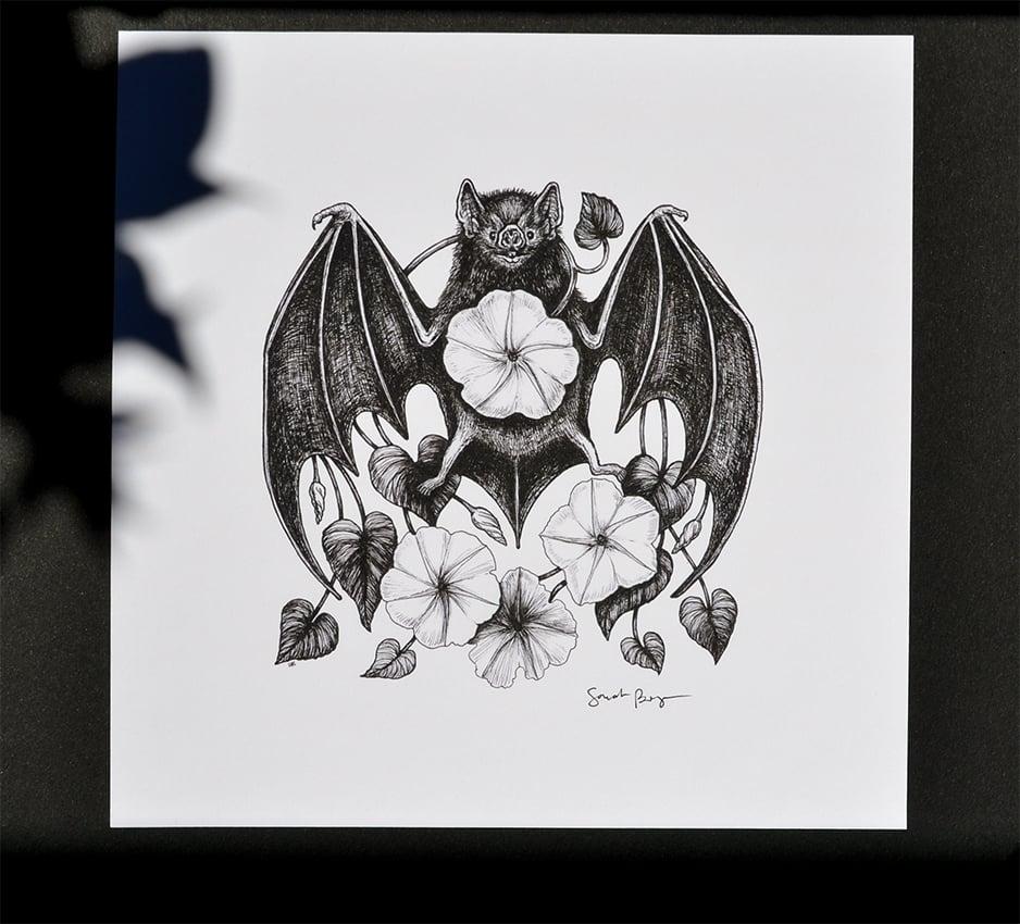 Image of Moonflower Bat