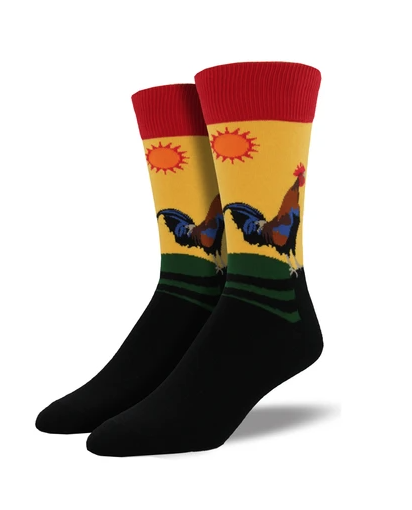 Image of Early Riser Men's Crew Sock