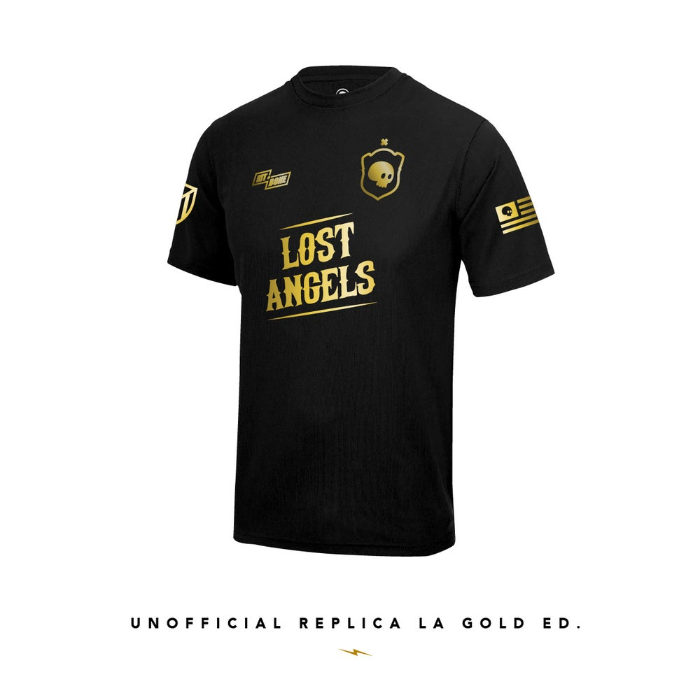 Image of Unofficial Replica Lost Angels Gold Edit