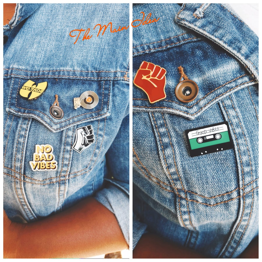 Image of DOPE Vanity Buttons ( 4 STYLES!!)