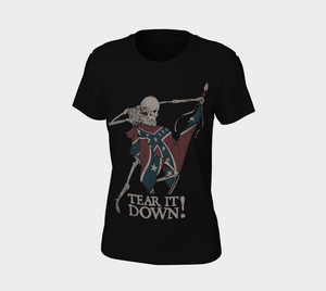 Image of Tear It Down  T-Shirt