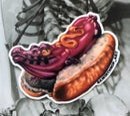 Image 2 of NEW Sticker Snacks