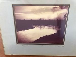 Monochrome Landscape Photograph by Steven Terui