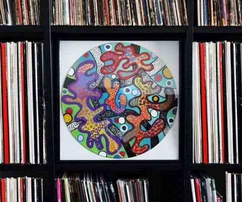 """33 1/3 Love Beats"" - Vinyl Mash Up"