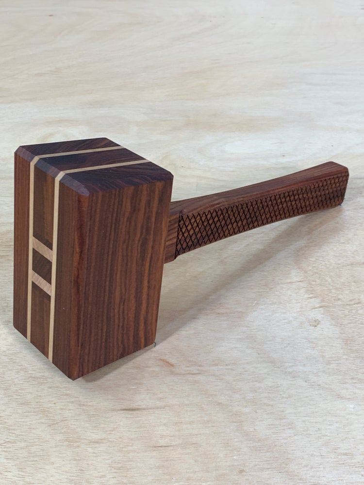 Image of Woodworkers Mallet 3