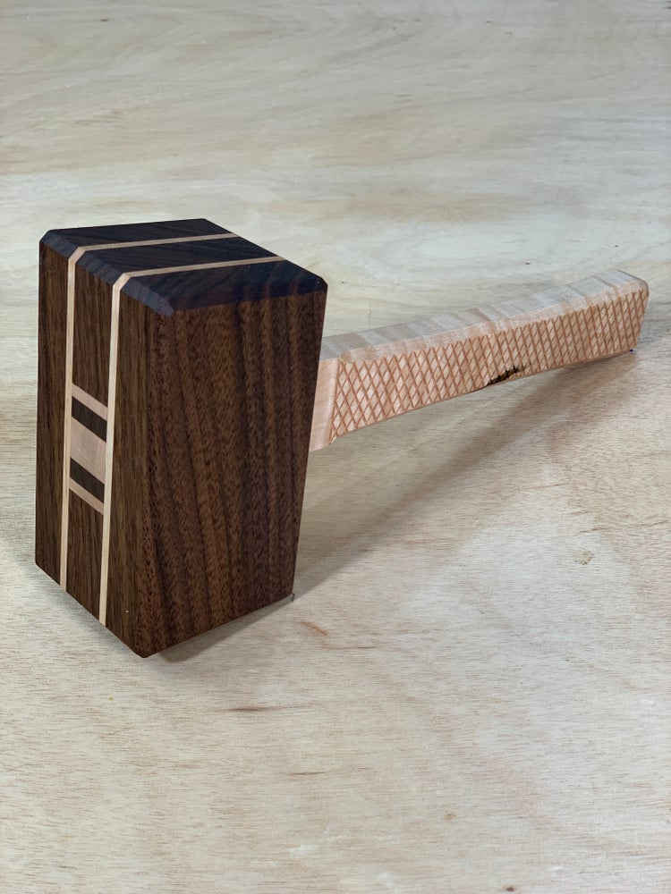 Image of Woodworkers Mallet 5