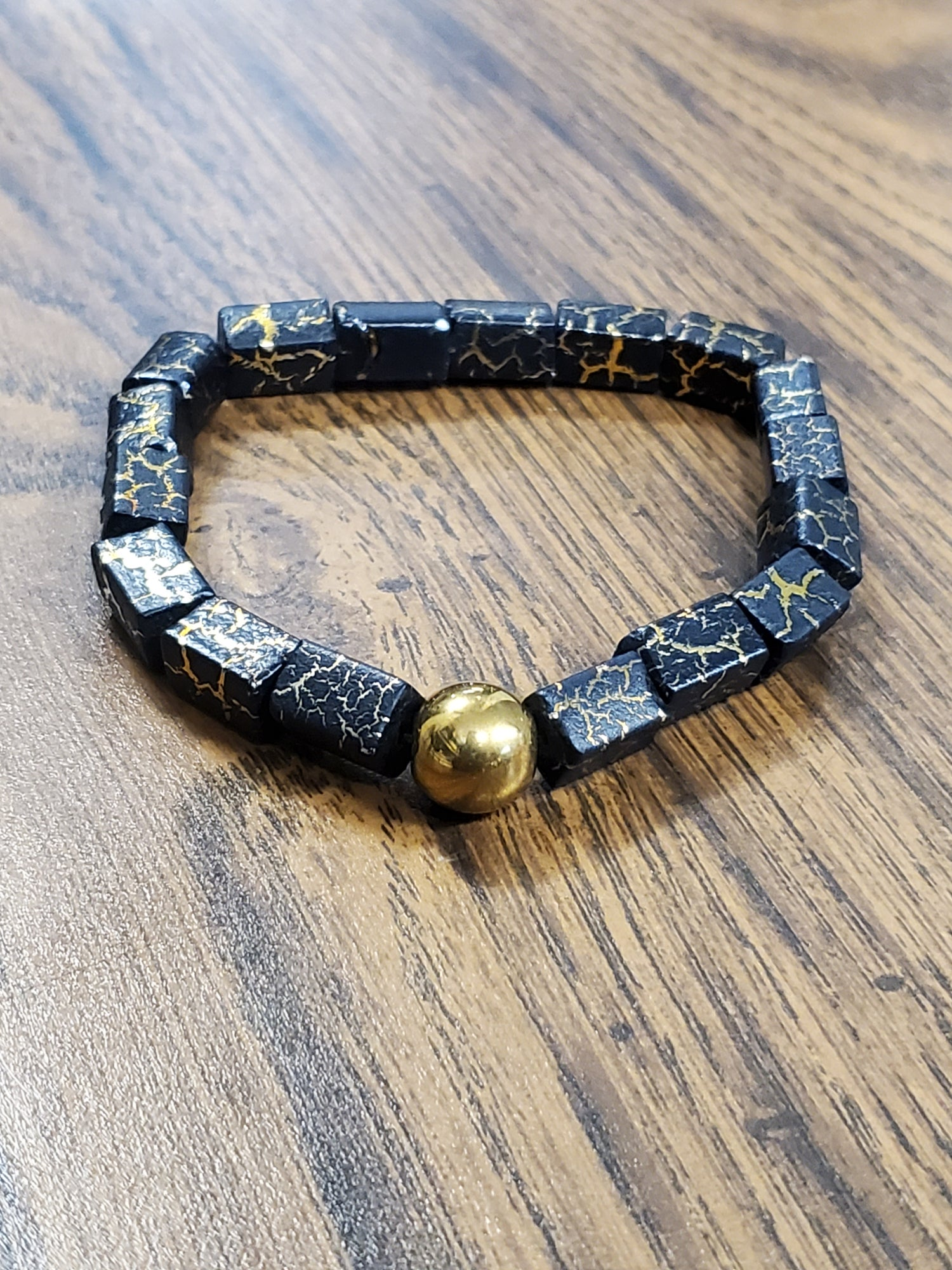Image of MYSTERY BLACK ARM CANDY