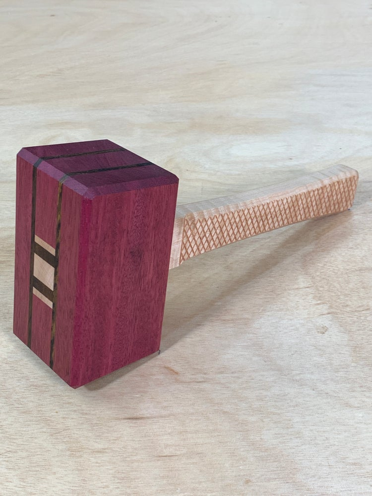 Image of Woodworkers Mallet 7