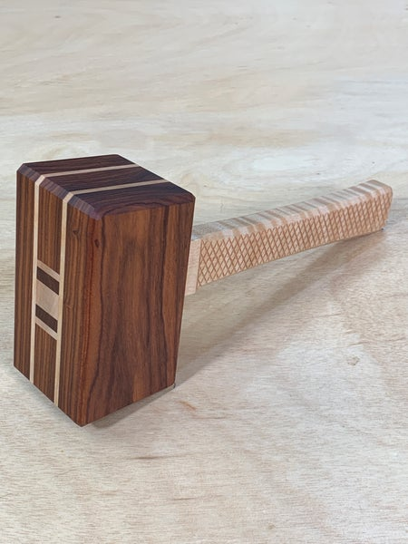 Image of Woodworkers Mallet 25