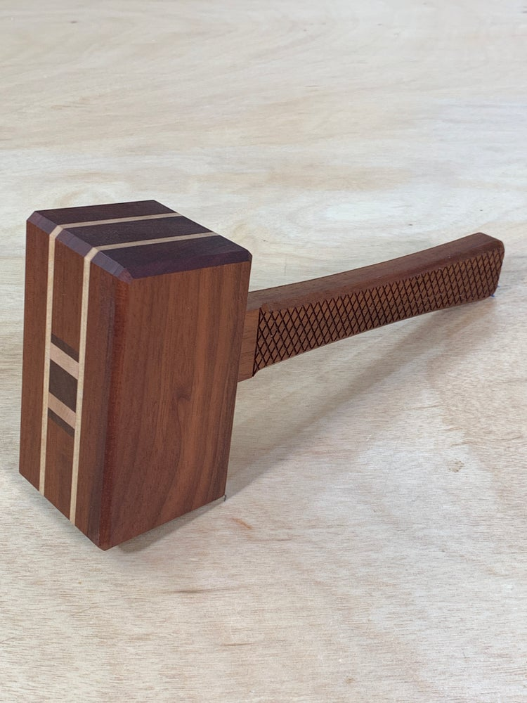 Image of Woodworkers Mallet 26