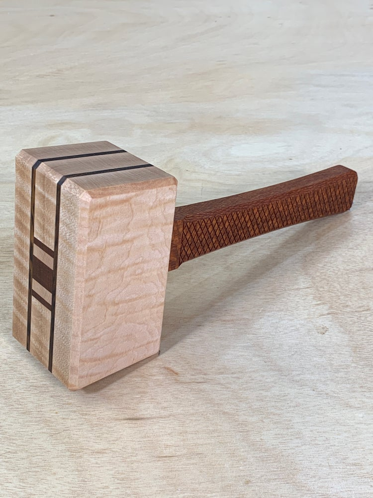 Image of Woodworkers Mallet 29