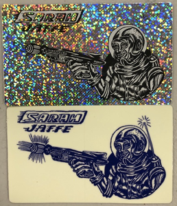 Image of Sarah Jaffe Space Sticker - choose option below