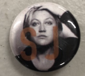 Image of Sarah Jaffe SJ pin