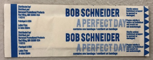 Image of Bob Schneider A Perfect Day Bandage