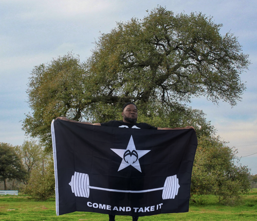 Image of FLAGS AND BANNERS