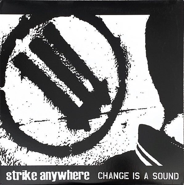 Image of Strike Anywhere - Change is a Sound LP (color vinyl)