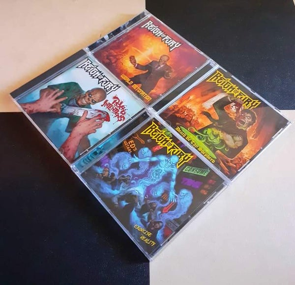 Image of RoF CD bundle