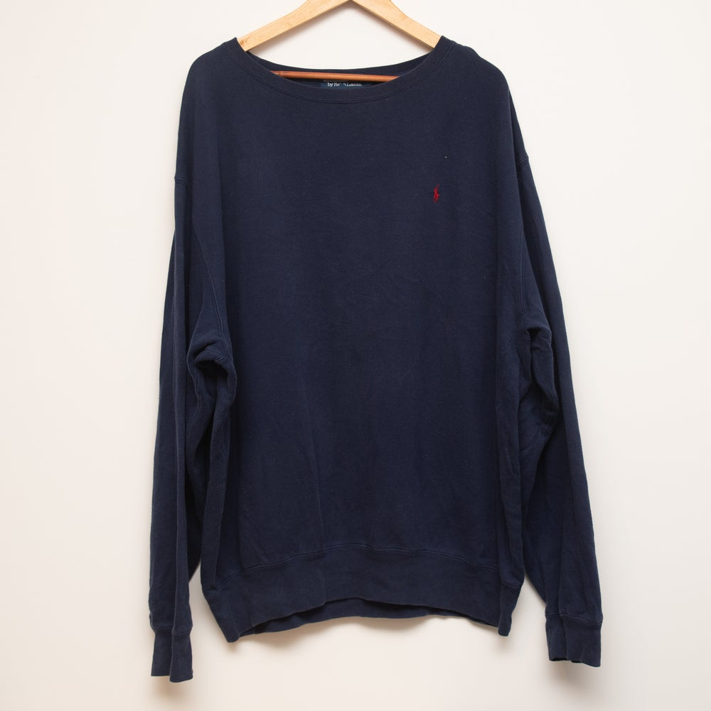 Image of Ralph Lauren Crewneck Navy Size XL
