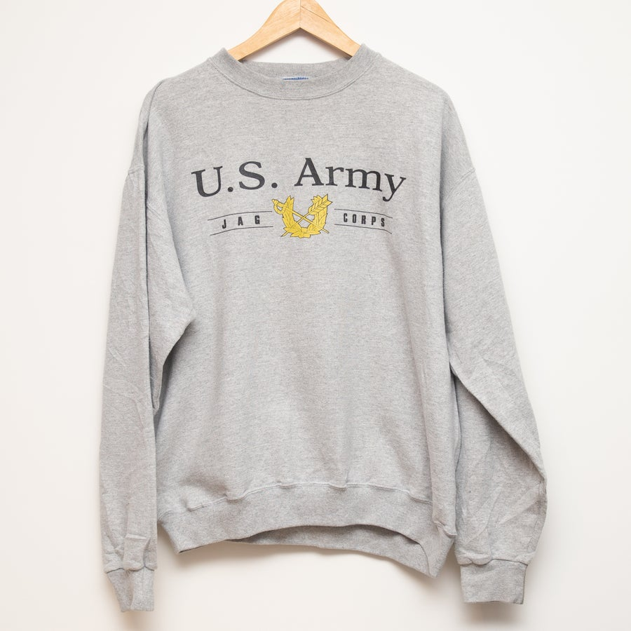 Image of US Army Crewneck Size L