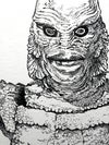 Creature from the black lagoon (original)