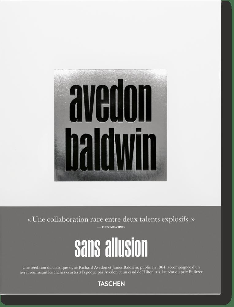 Image of AVEDON BALDWIN SANS ALLUSION