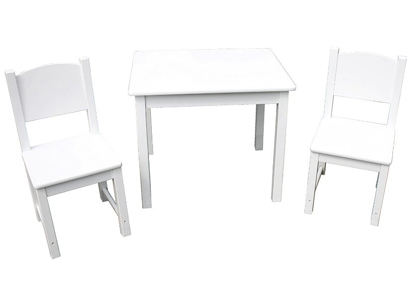 Image of Boys Table & Personalised Chairs