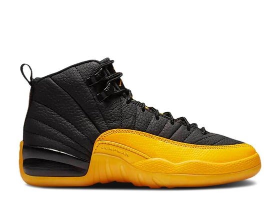 "Image of Air Jordan Retro 12 ""University Gold"" (GS)"