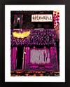 "Electric Banana Pittsburgh Giclée Art Print - 11"" x 14"""