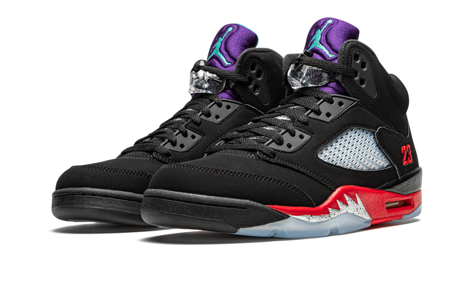 "Image of Nike Retro Air Jordan 5 ""Top 3"" Sz 9"