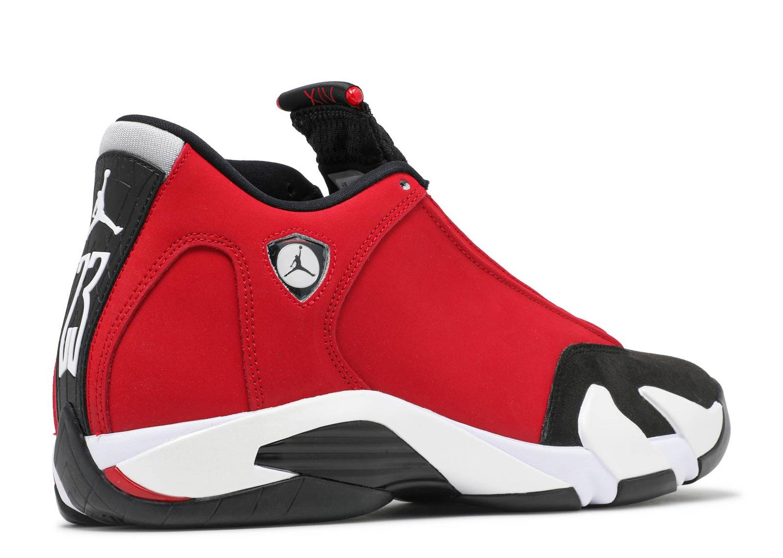 "Image of Nike Retro Air Jordan 14 ""Toro"" Sz 9"