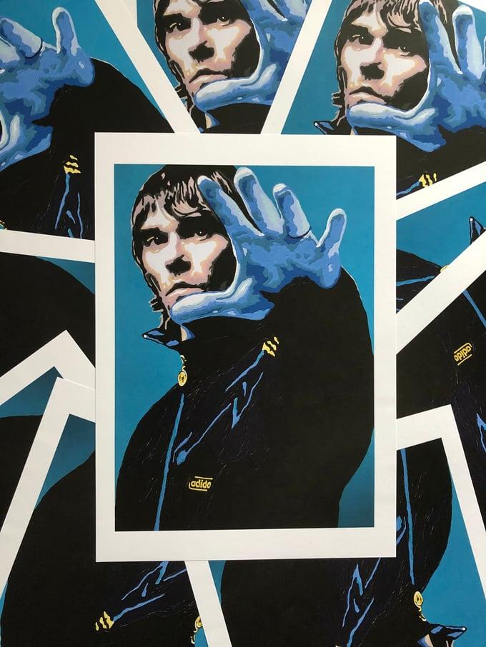 Image of Ian Brown 2 Print