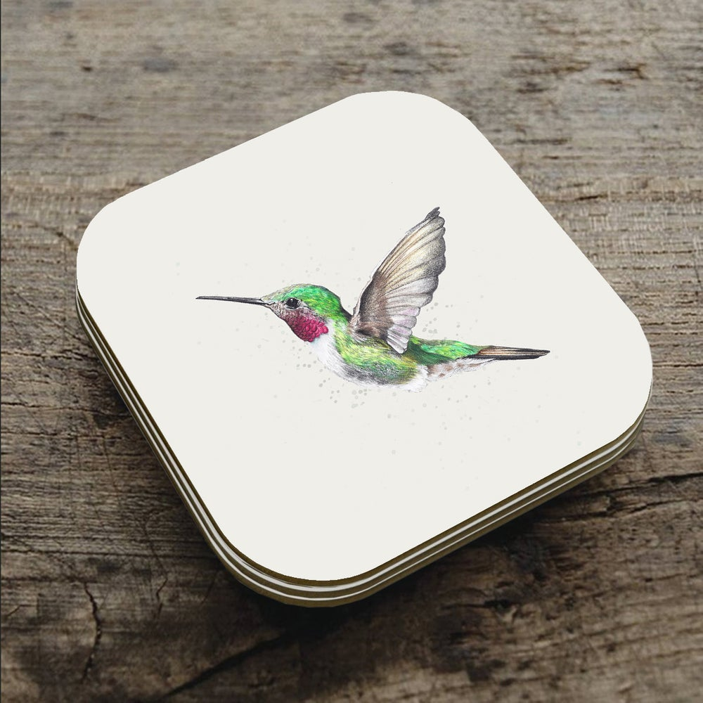 Image of Hummingbird Coaster