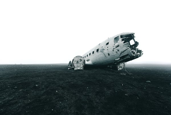 Image of DC-3 at Sólheimasandur