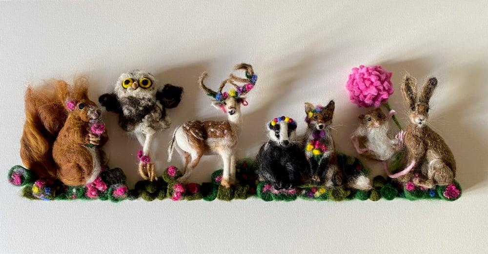 Image of My Wonderful Woodland Animals