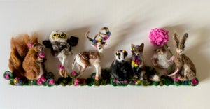 Image of My Wonderful Woodland Animals