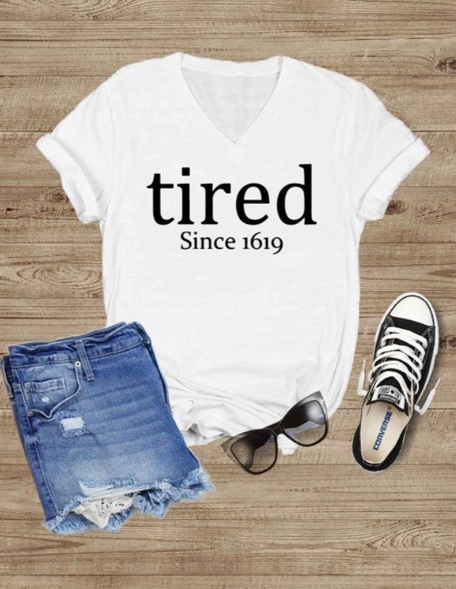 Image of Tired