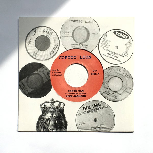 Image of RZEE JACKSON - ROOTS MAN 7""
