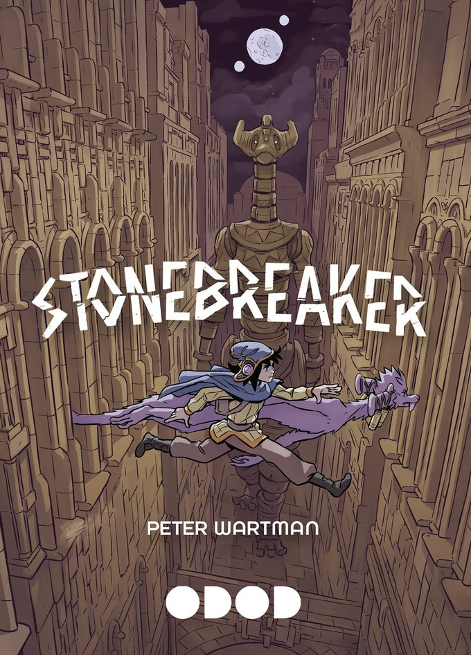 Image of Stonebreaker (First three parts collected)