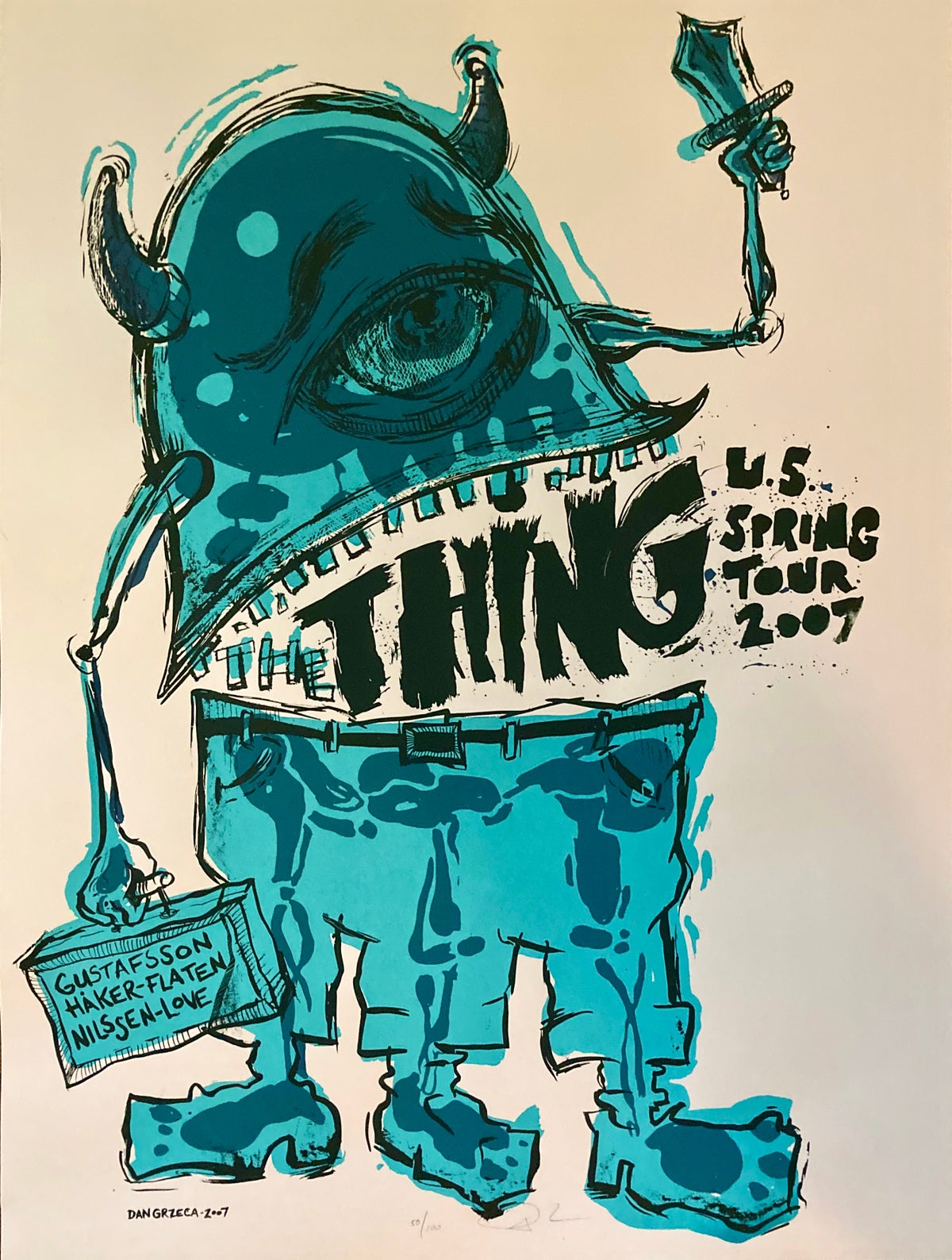 The Thing Tour 2007
