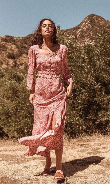 Image of Madison Maxi Dress