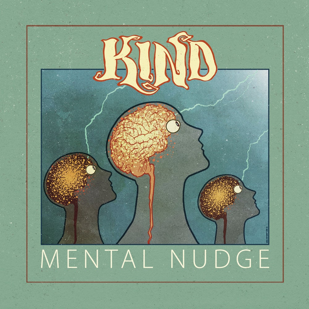Image of KIND - Mental Nudge Limited Digipak CD