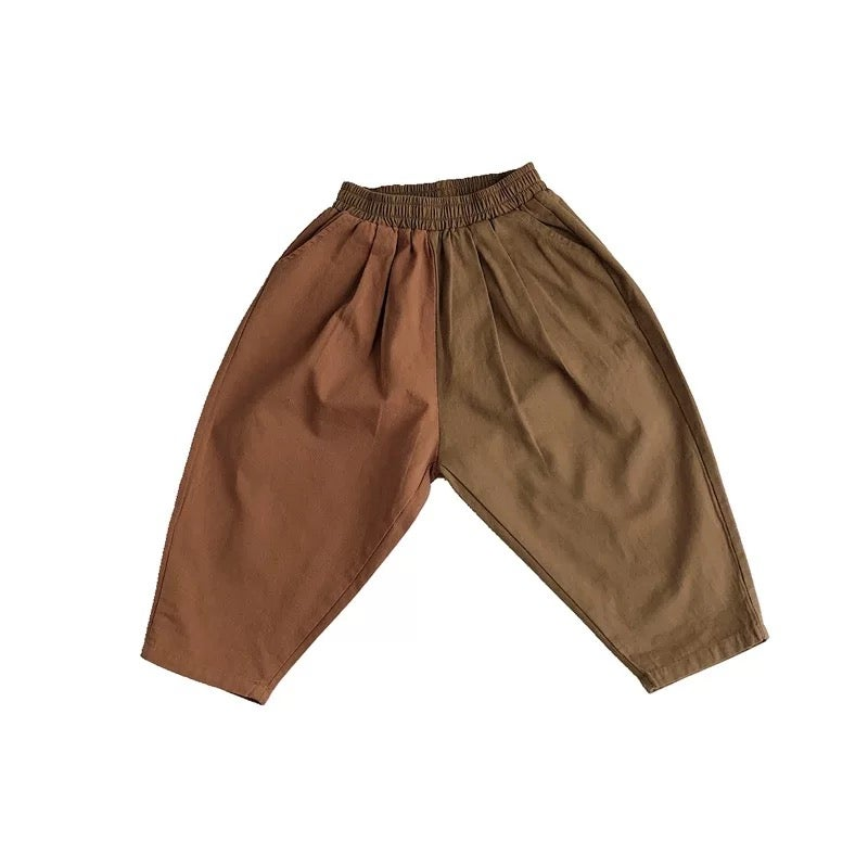 Image of THE COATES PANTS - BROWN