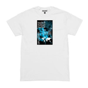 THUNDER GRAPHIC T-SHIRT WHITE