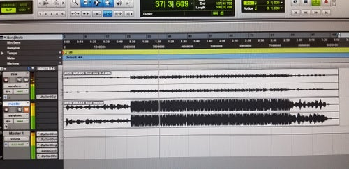 Image of Song Mastering (for artist)