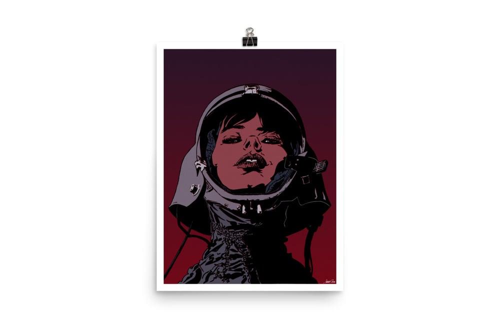 Image of Cosmonaut Version 1 | Art Print