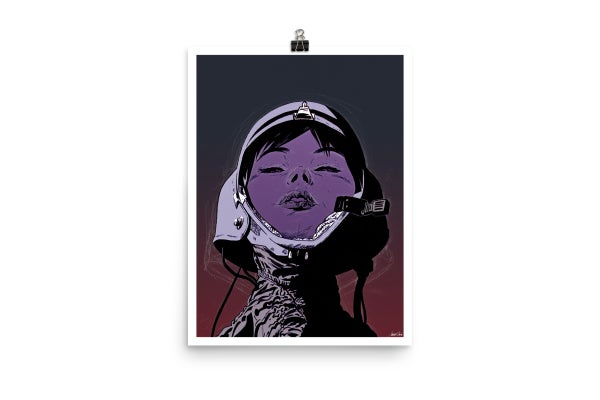 Image of Cosmonaut Version 2 | Art Print